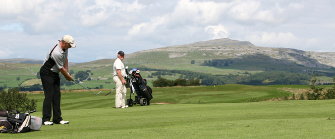 Bentham Golf Holidays